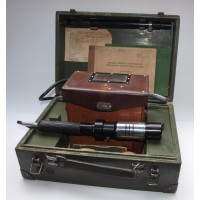 DP-66M Vintage Cold War Geiger Counter - NEW to anythingradioactive!