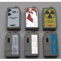 Biri-1 Tiny Keychain Dosimeter - New Low Price!