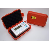 GMC-320 Plus Pocket Geiger Counter and the NEW V5 with WiFi both with FREE Waterproof Storage Case