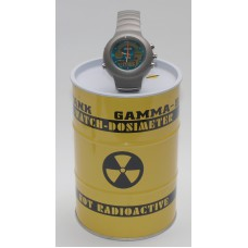Gamma Master Radiation Monitor Watch - Just 1 available!!