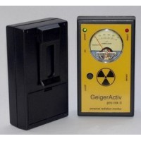 GeigerActiv Pro Mk II Pocket Geiger Counter - Just 1 left - there will be no more...