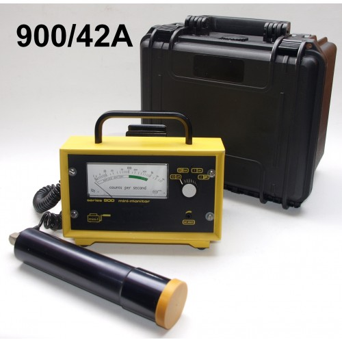 Mini Monitor 900s Geiger Counters, Rate & Dosemeters - NEW STOCKS, prices start at just £220.00