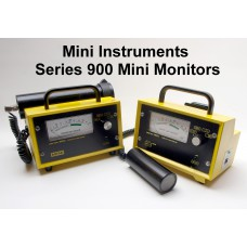 Mini Monitor 900s Geiger Counters & Ratemeters  FROM: £325.00