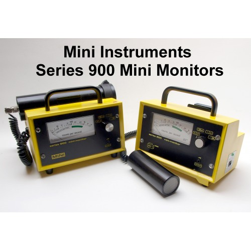 Mini Monitor 900s Geiger Counters & Ratemeters , Refurbished, from £350