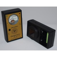 GeigerActiv PRO SE (Solar Edition) -- The World's First Nuclear-Powered Geiger Counter