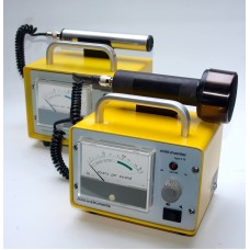 Mini Instruments Type 5.10 and 5.40 Geiger Counters