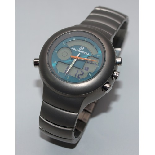 Eat your heart out Mr Bond... It's the amazing Polimaster PM1208 Personal Radiation Monitor Wristwatch