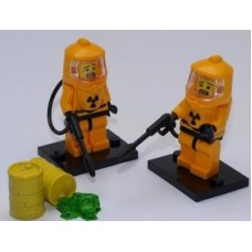 Lego Hazmat Guy - VERY LOW STOCKS