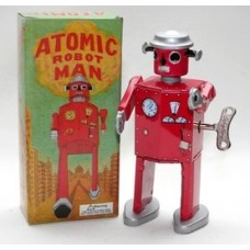 Atomic Robot Man - New Low Price
