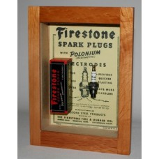 Boxed Firestone Polonium Spark Plug - Just 1 remaining