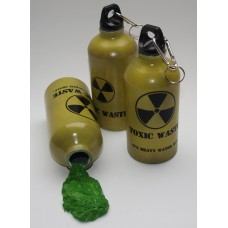 'Toxic Waste' Drinks Bottle, 500ml - LAST FEW REMAINING