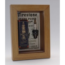 Boxed Firestone Polonium Spark Plug - JUST 1 CURRENTLY AVAILABLE