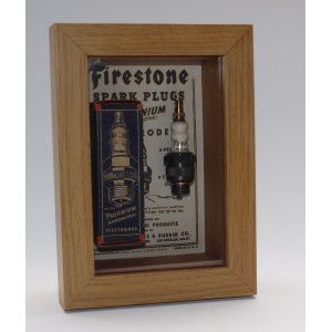 Boxed Firestone Polonium Spark Plug - Limited Stocks