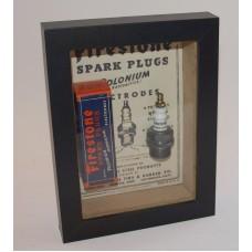 Boxed Firestone Polonium Spark Plug
