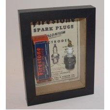 Boxed Firestone Polonium Spark Plug -MORE COMING SOON