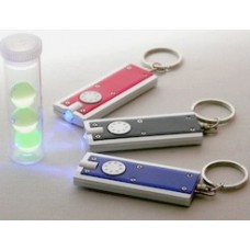 Flat Keyring UV Torch