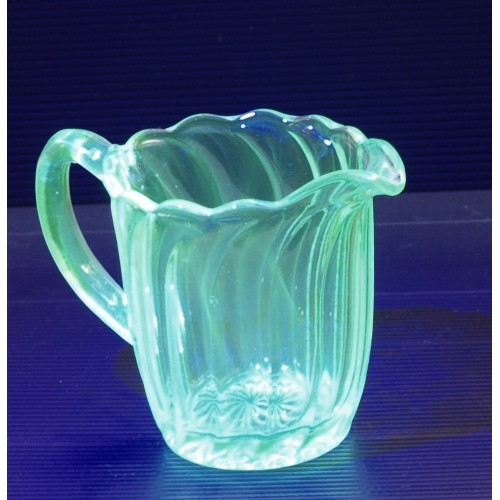 New addition - Uranium Milk Jug