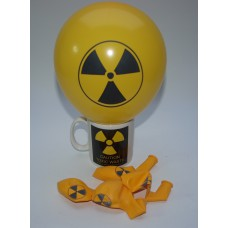 Caution Toxic Waste Mug - exclusive to anythingradioactive - 1 ONLY